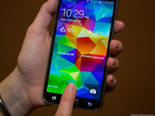 Samsung predstavil Galaxy S5 plus, nebojte sa, nemá 5,5″ displej!