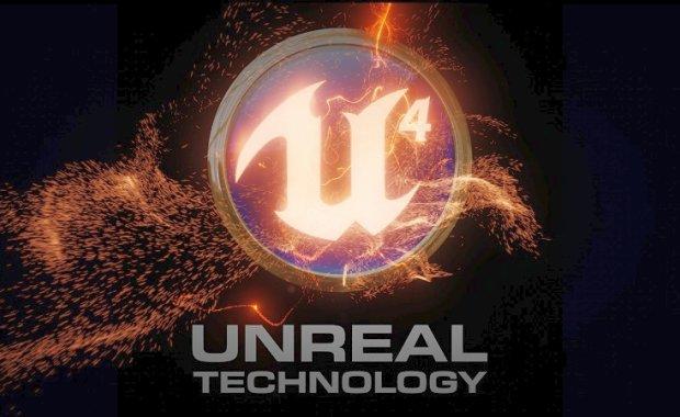 Unreal Engine - svetapple.sk