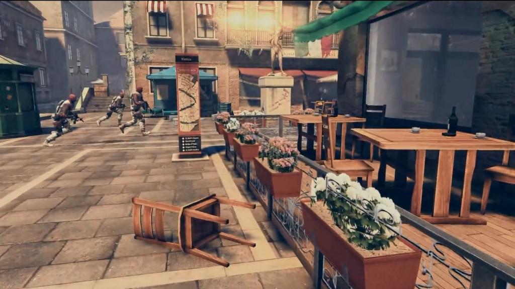 Modern Combat 5: Blackout - svetapple.sk