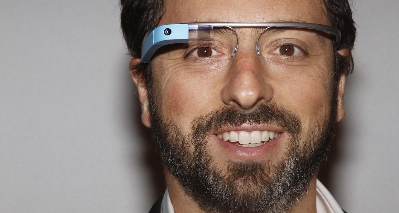 Google Glass - svetapple.sk