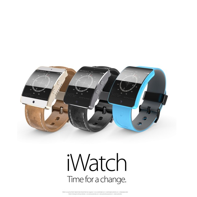 Apple Watch budú mať konkurenciu s názvom iWatch