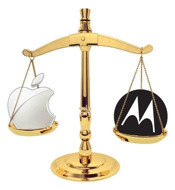 Apple sa dohodol s Motorolou a Googlom na ukončení súdnych sporov!