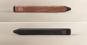 Paper-iPad-stylus-walnut-metal