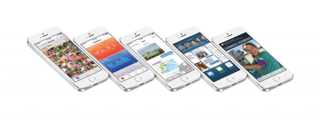 iOS 8 je naozaj podarený dizajnérsky kúsok - Svetapple.sk