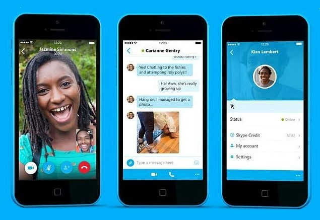 skype_app_screenshot_iphone_app_store
