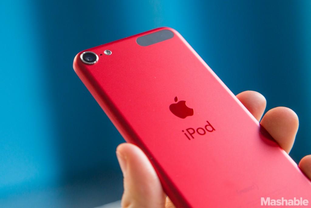 iPod Touch - svetapple.sk