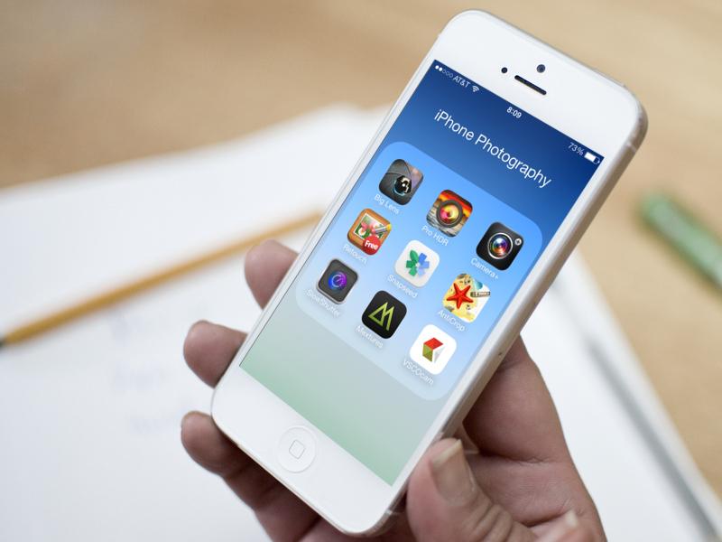 Apple iPhone 5 - svetapple.sk