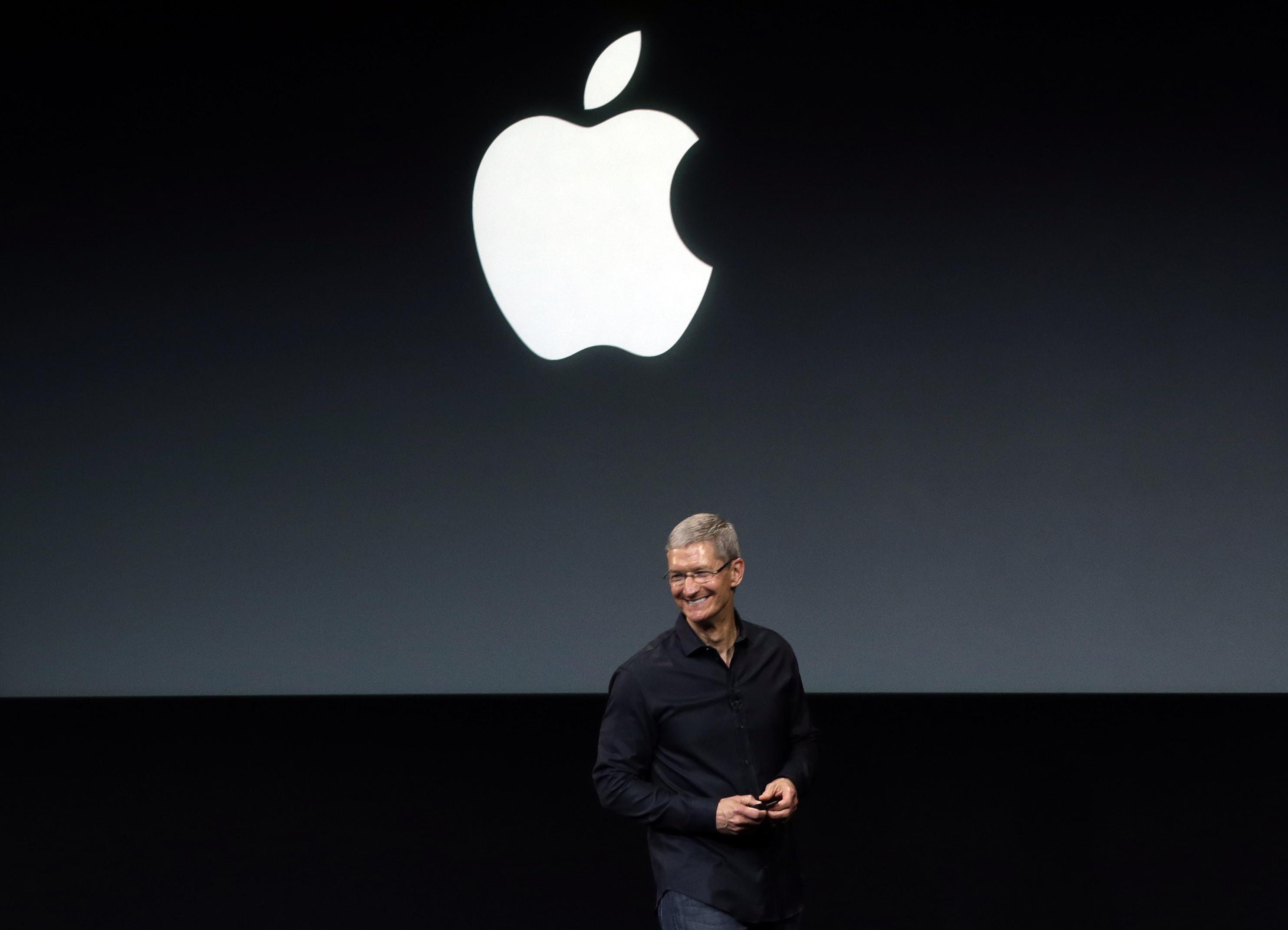 generálny riadite¾ Apple