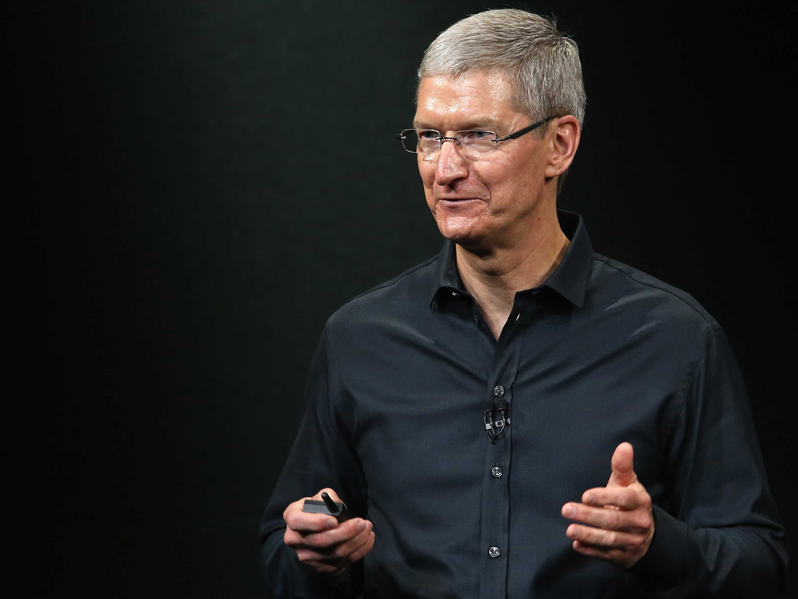 i-am-also-an-apple-shareholder-and-i-have-also-written-a-letter-to-tim-cook