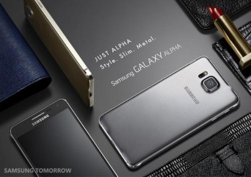Samsung Galaxy Alpha - svetapple.sk