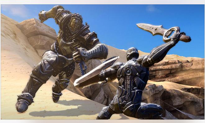 Infinity Blade III - svetapple.sk
