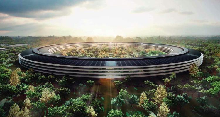 Apple Campus 2 - svetapple.sk