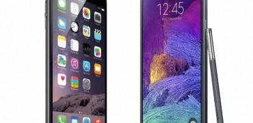 iPhone 6 Plus - Samsung Galaxy Note 4 - svetapple.sk