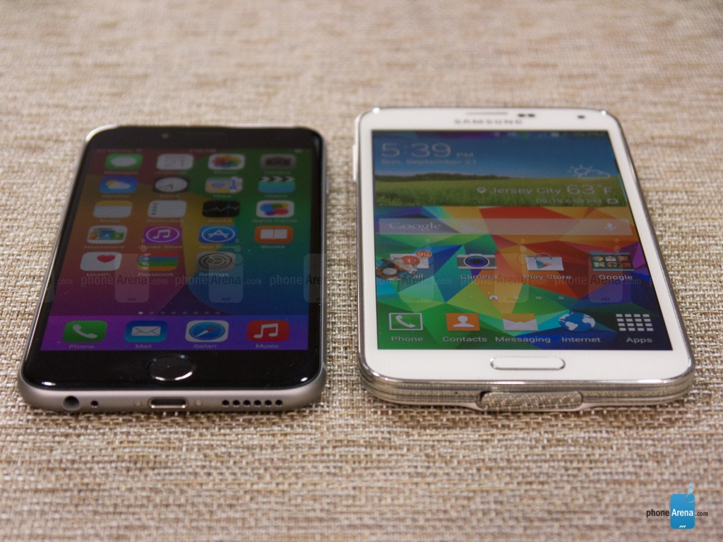iPhone-6-vs-Samsung-Galaxy-S5 (1)
