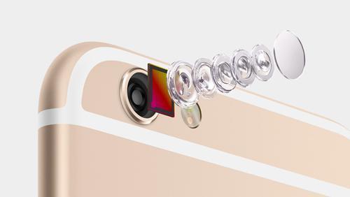 iPhone 6 fotoaparát - svetapple.sk