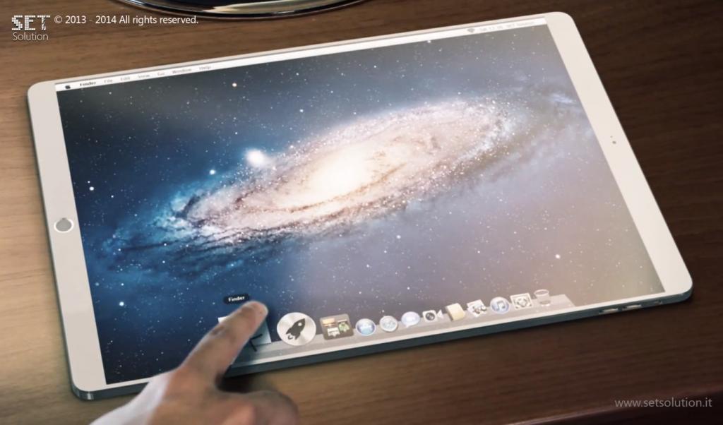 iPad Pro Concept - svetapple.sk