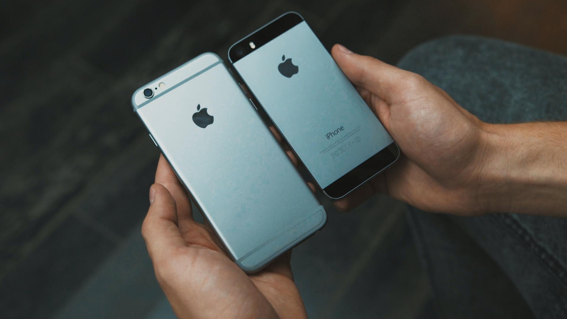 Porovnanie iPhone 6 vs. iPhone 5S - svetapple.sk e78065a632f