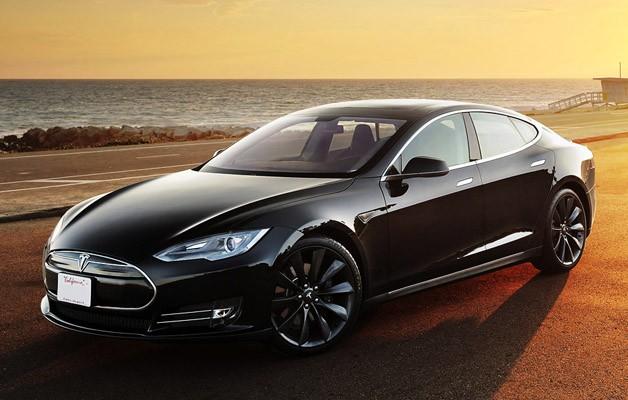 Tesla model S - svetapple.sk