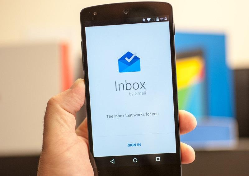 Google Inbox - revolúcia e-mailov