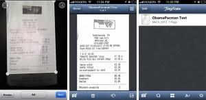 TinyScan Pro - premení vaše zariadenie na ručný skener!