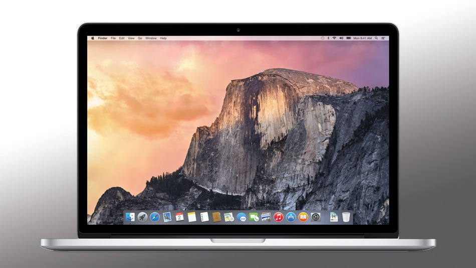 Yosemite_Macbook