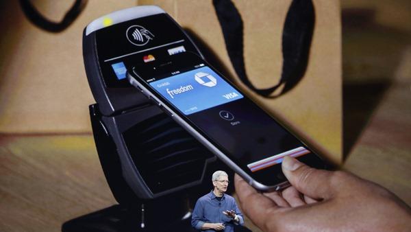Apple Pay - Jednoduché ako bezkontaktná karta plus zvýšená bezpečnosť
