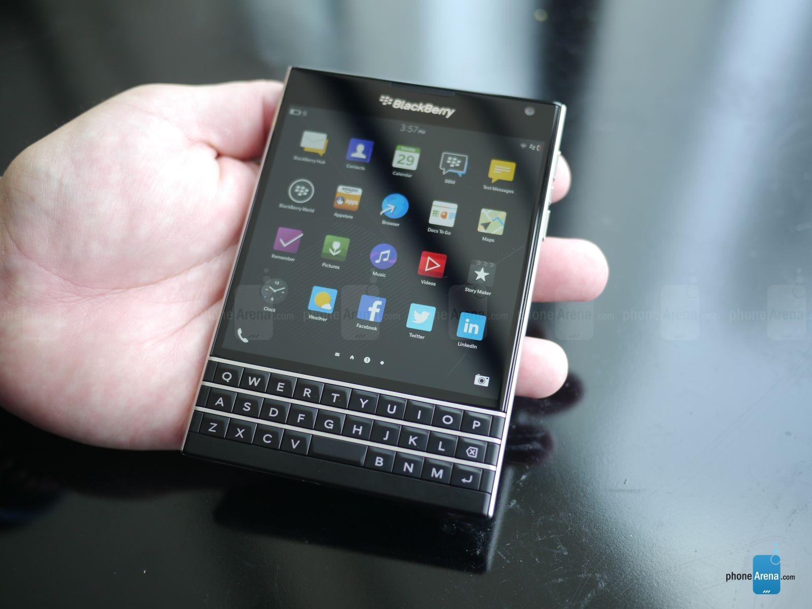 BlackBerry Passport: Spoznajte úplne nový rozmer!