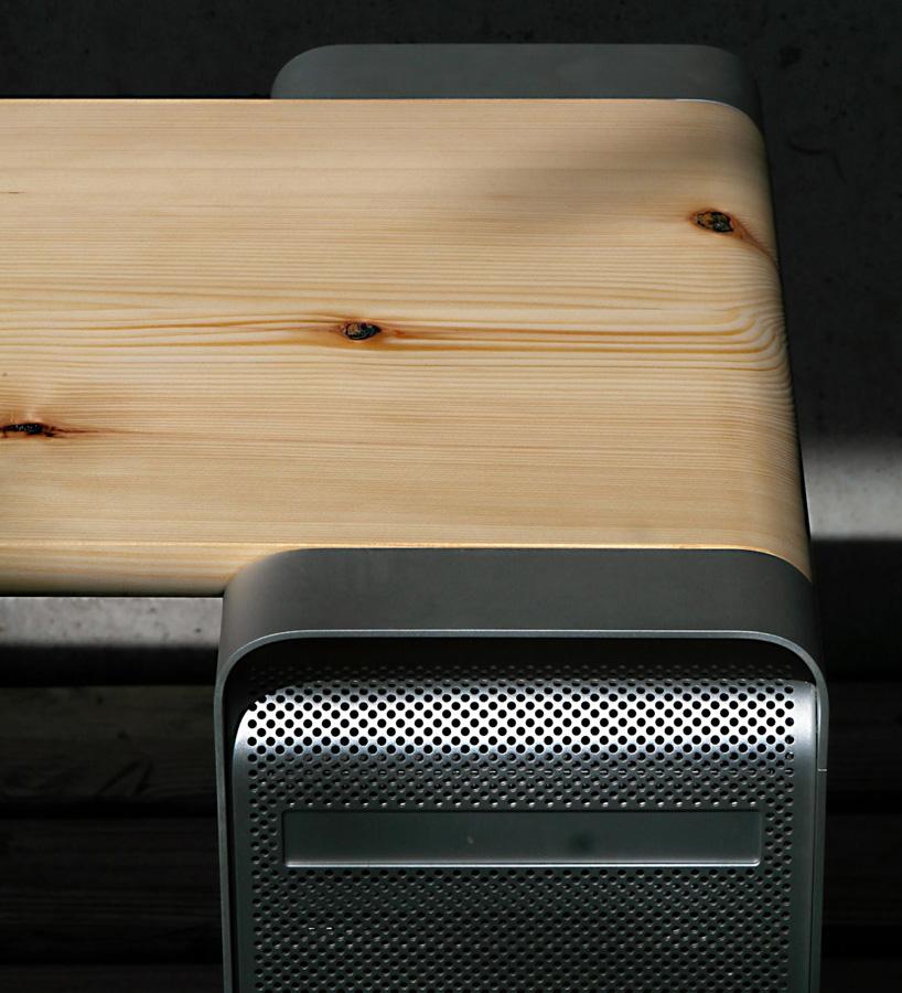 Detail na lavičku - svetapple.sk