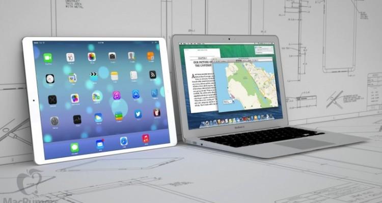 Vývoj iPad 12.9 je prerušený kvôli iPhonu 6 plus