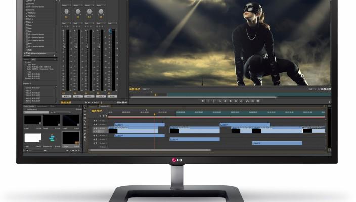 "LG 31"" 4K Display"