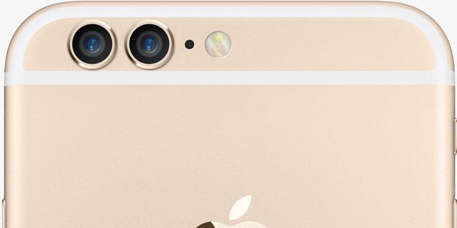 Apple iPhone 6 s dvoma šošovkami fotoaparátu! - svetapple.sk