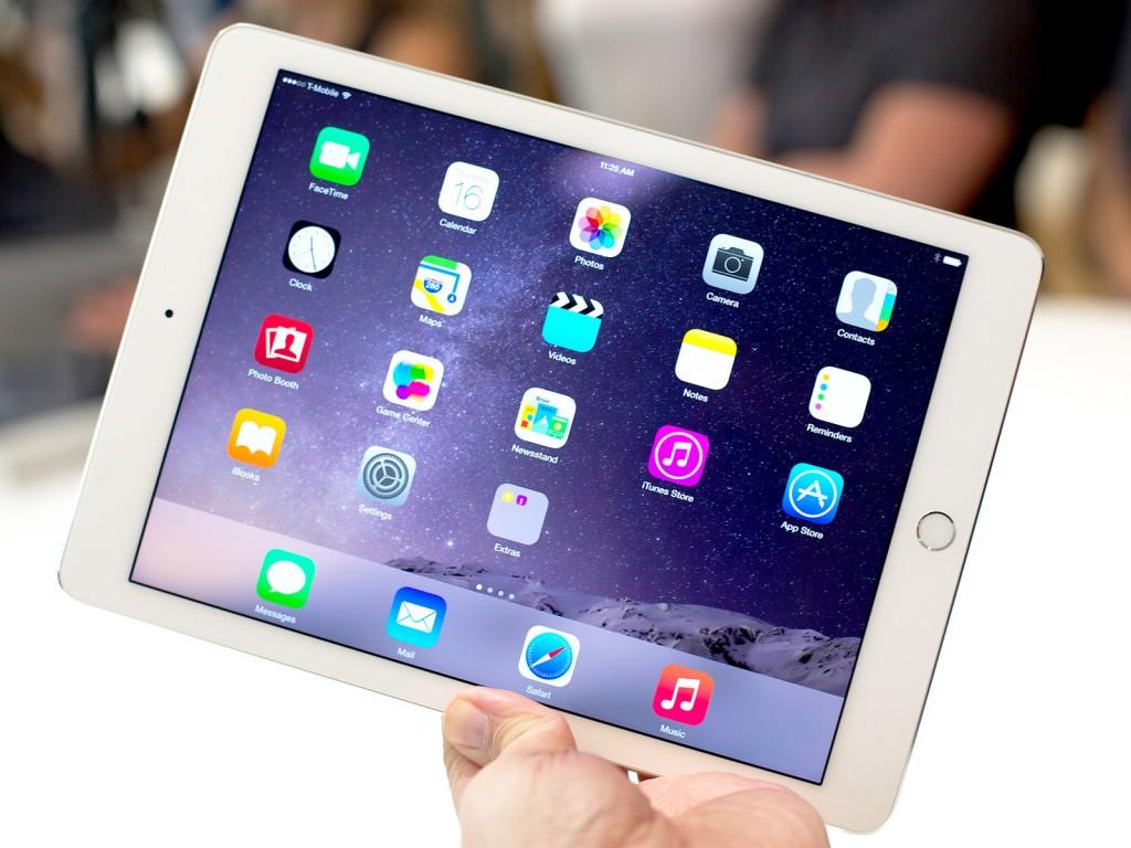 Apple iPad Air 2 - svetapple.sk
