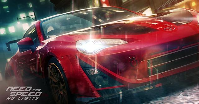 Need For Speed: No Limits - svetapple.sk
