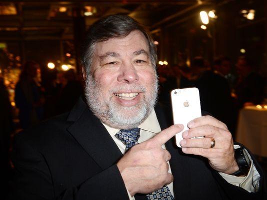 Steve Wozniak - svetapple.sk