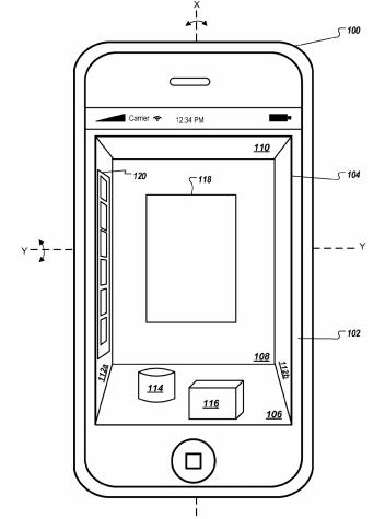Patent na 3D zobrazenie - svetapple.sk