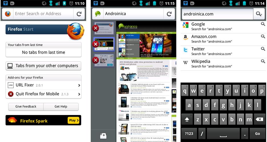 Firefox už dobre poznáme z Androidu - svetapple.sk