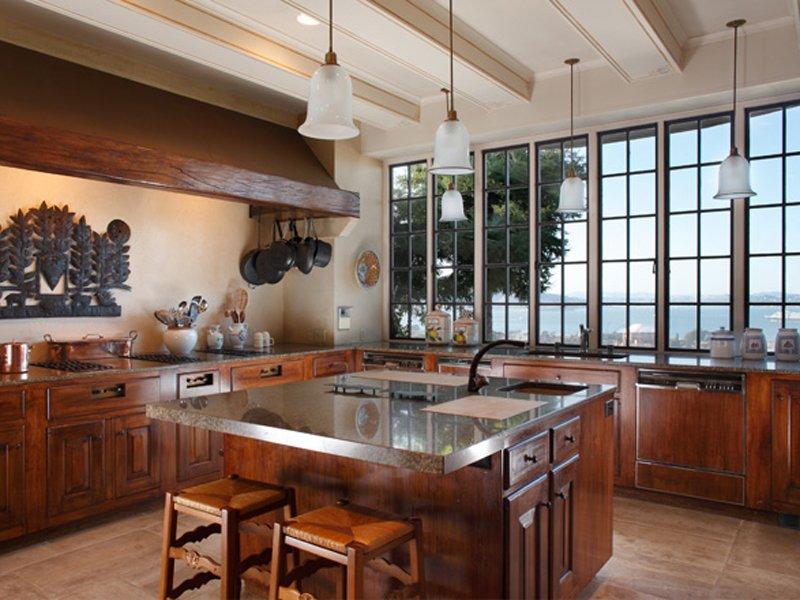 Naozaj prekrásna kuchyňa - svetapple.sk