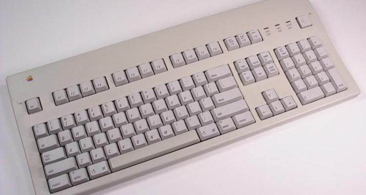 Apple Extended Keyboard - svetapple.sk