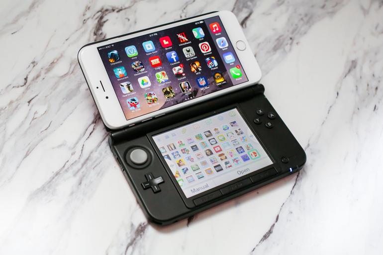 Výdrž batérie je o niečo horšia, na rozdiel od konzol! - svetapple.sk
