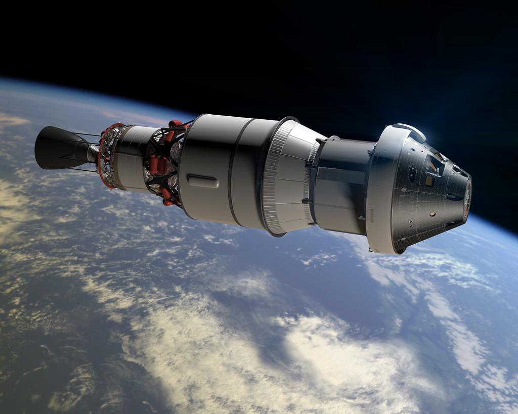 Kozmická loď Orion má slabší hardware, ako váš iPhone! - svetapple.sk