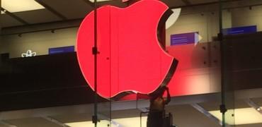 Apple (RED) logo - svetapple.sk