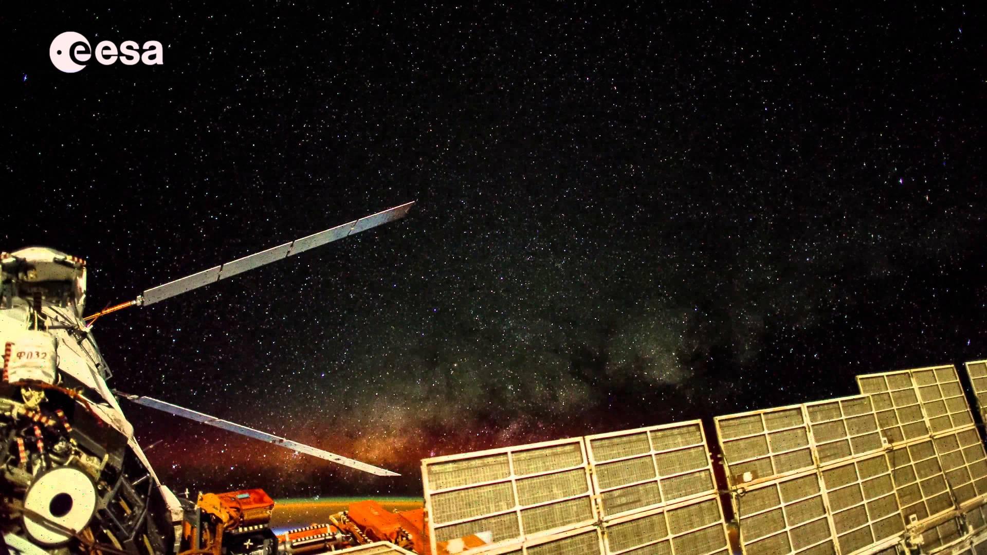 Zem z ISS - svetapple.sk