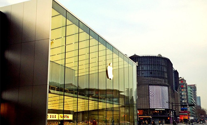 Apple Store v hangdzhou - svetapple.sk