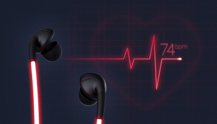 Slúchadlá Glow - technológia budúcnosti