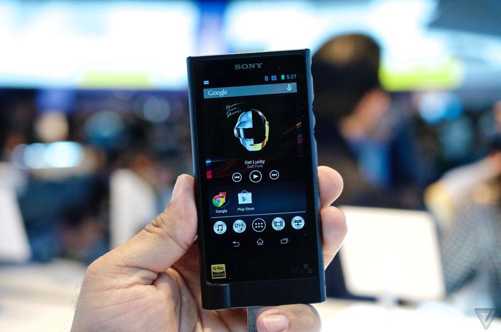 Sony Waklman ZX2 - svetapple.sk