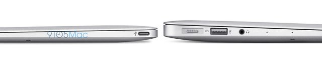 Apple možno použije USB Type-C namiesto klasických USB portov a MagSafe! - svetapple.sk