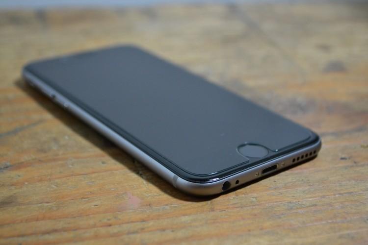 Ako nalepiť sklo na iphone