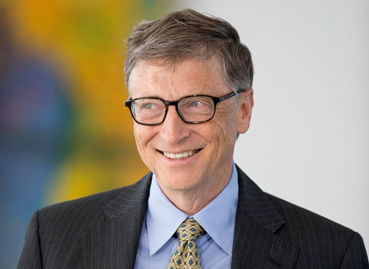 Bill Gates - svetapple.sk
