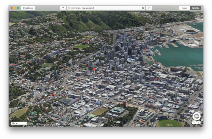 Apple Mapy - svetapple.sk