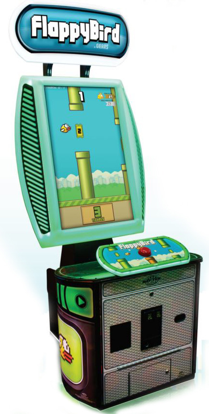 Flappy Bird automat - svetapple.sk